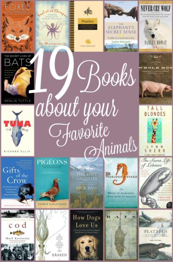 favorite animal books