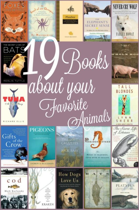 favorite animal books