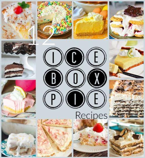 ice box pies