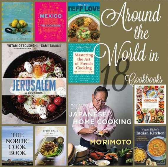 cookbooks - main