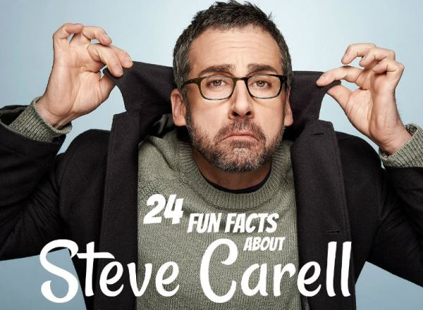 fun-facts-about-steve-carell