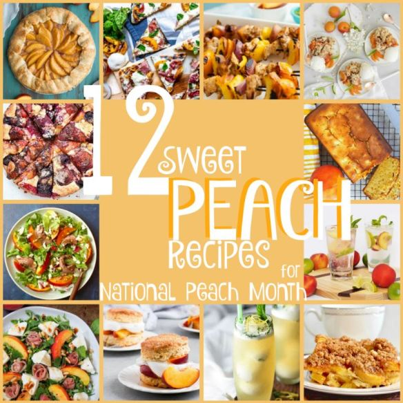 peach-recipes