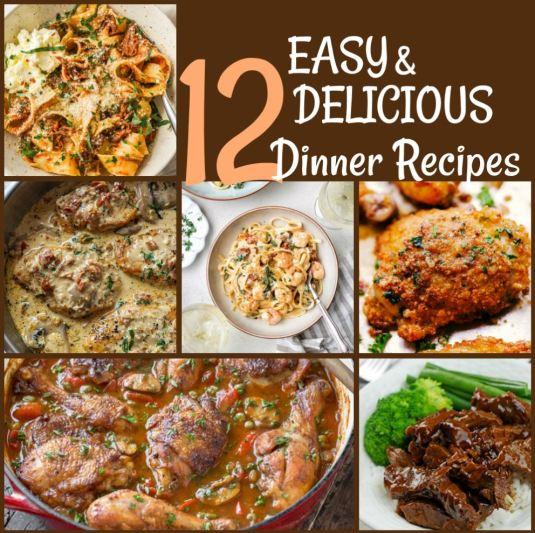 dinner-recipes