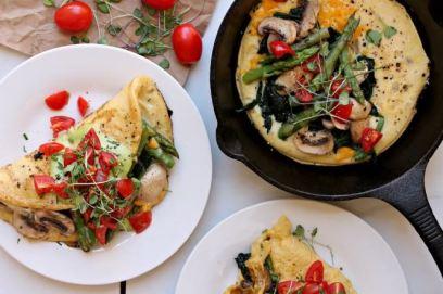 vegan-omlette