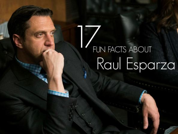 fun-facts-about-raul-esparza