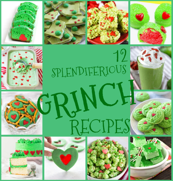 GRINCH-RECIPES